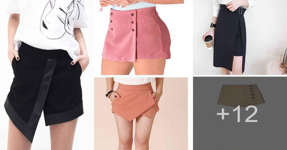 Aprende a confeccionar una falda / pantalón
