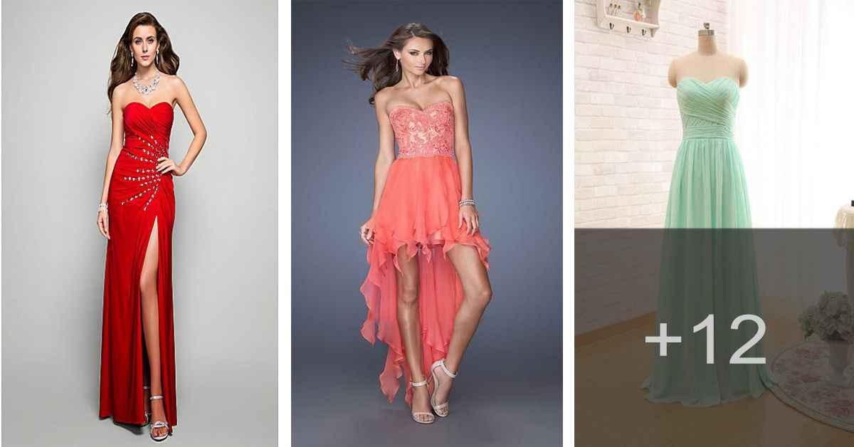 Aprende a confeccionar un vestido strapless