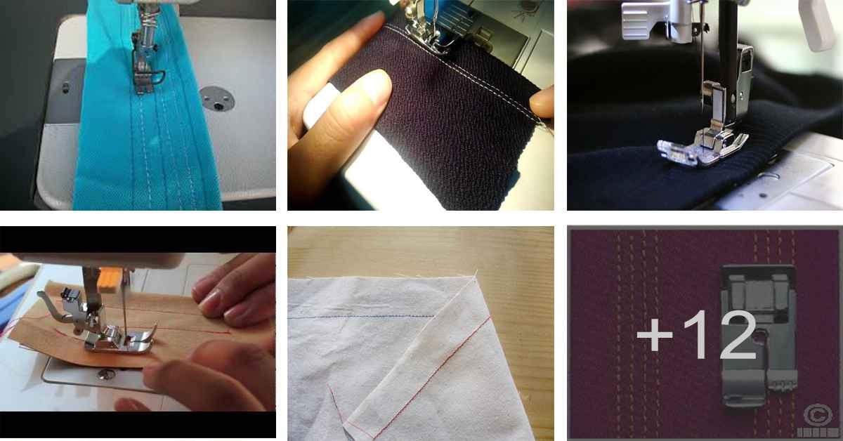 Aprende como confeccionar costuras rectas en tu máquina de coser